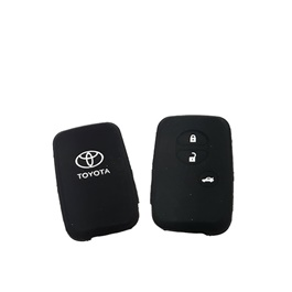 Toyota Land Cruiser PVC / Silicone Protection Key Cover - Model 2015-2017-SehgalMotors.Pk