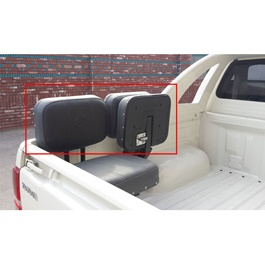 Toyota Hilux Vigo Back Seat (4 piece) - Model 2005-2016