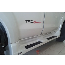 Toyota Fortuner Side Skirts Style B - Model 2016-2019-SehgalMotors.Pk
