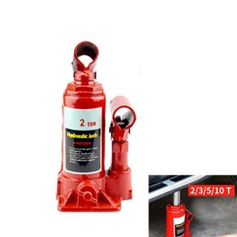Car Hydraulic Jack With Manual Handle Heavy Duty 2 Ton	-SehgalMotors.Pk