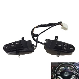 Honda Civic Multimedia Steering - Model 2012-2016-SehgalMotors.Pk