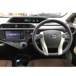 Toyota Prius Multimedia Steering - Model 2016-2018	-SehgalMotors.Pk