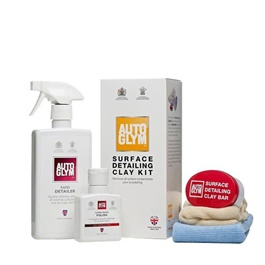Autoglym Claw Detailing Complete Kit -SehgalMotors.Pk