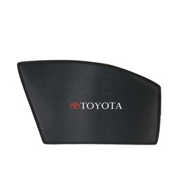 Toyota Fielder Side Sun Shades with Logo - Model 2012-2019-SehgalMotors.Pk