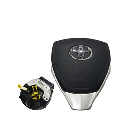 Toyota Corolla Multimedia Steering With Horn Pad And Air Bag Supply - Model 2014-2017	-SehgalMotors.Pk