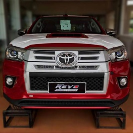Toyota Revo Takoma Style Body Kit / Bodykit - Model 2016-2019	-SehgalMotors.Pk