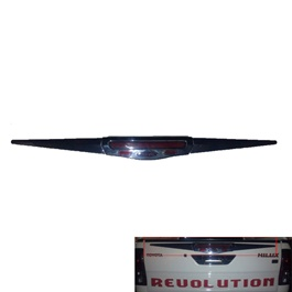 Toyota Hilux Revo Tail Gate Garnish Style B - Model 2016-2019-SehgalMotors.Pk