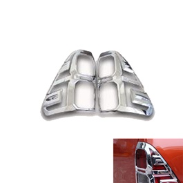 Toyota Hilux Revo Back lights Chrome Trim - Model 2016-2019	-SehgalMotors.Pk