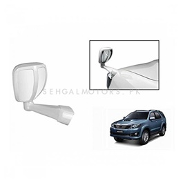 Front Parking Fender Mirror Black-SehgalMotors.Pk