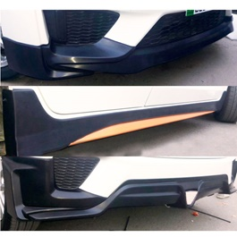 Honda Fit Evo Style Body Kit / Bodykit – Model 2013-2019-SehgalMotors.Pk