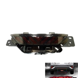 Toyota CHR Rear Bumper Brake Lamp Warning Tail LED Light - Model 2017-2018-SehgalMotors.Pk