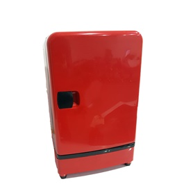 Portable Big Car Cool Fridge Red-SehgalMotors.Pk