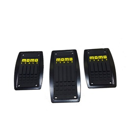 Momo Universal Manual Transmission Car Pedal Covers