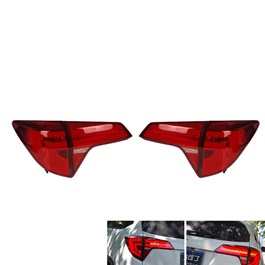 Honda Vezel Running LED Drl Tail Lights Lamp - Model 2013-2018-SehgalMotors.Pk