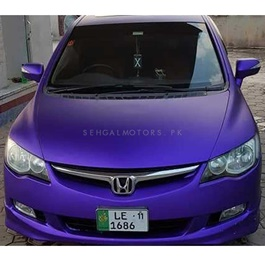 Electric Indigo Wrap Per Sq Ft-SehgalMotors.Pk