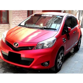 Red Matte Wrap Per Sq Ft	-SehgalMotors.Pk