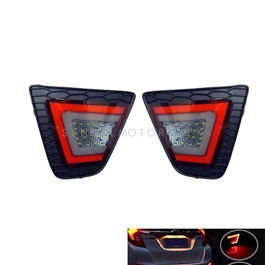 Honda Fit Rear Bumper Brake Lamp - Model 2013-2019