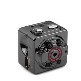 Hidden Mini Night Vision Camera - SQ8-SehgalMotors.Pk