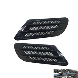 Car Side Air Flow Vent Fender-SehgalMotors.Pk