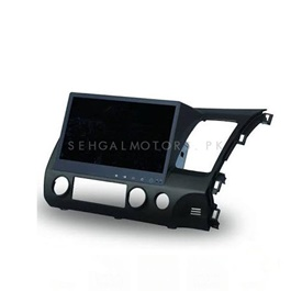 Honda Civic Android Lcd Multimedia System Version 1 - Model  2006-2012-SehgalMotors.Pk
