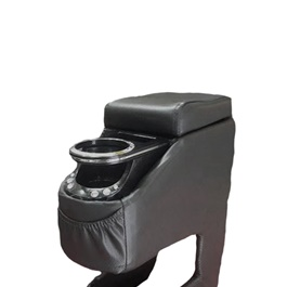 Arm Rest Foam Type Leather-SehgalMotors.Pk