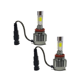 Redline LED V8 With 4800 Lumens 9005	-SehgalMotors.Pk