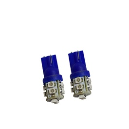Maximus SMD 10 Parking Light Blue - Pair | Led Light Bulb For Parking | SMD Car Exterior Parking Lamps Parking Lights Car Accessories-SehgalMotors.Pk