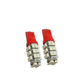 Maximus SMD 28 Parking Light Red - Pair	-SehgalMotors.Pk