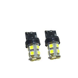 Maximus SMD 13 Parking Light White - Pair | Led Light Bulb For Parking | SMD Car Exterior Parking Lamps Parking Lights Car Accessories-SehgalMotors.Pk