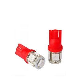 Maximus SMD 5 Parking Red - Pair	-SehgalMotors.Pk