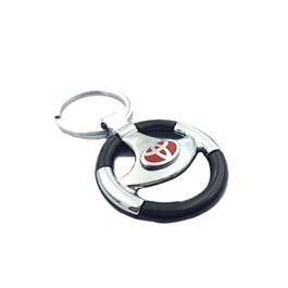 Toyota Steering Key Chain / Key Ring-SehgalMotors.Pk