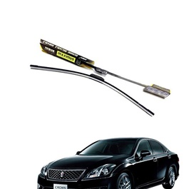Toyota Crown Maximus Premium Silicone Wiper Blades - Model 2008-2012	-SehgalMotors.Pk