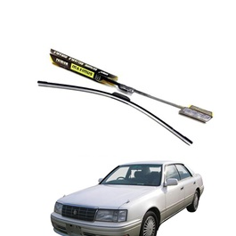 Toyota Crown Maximus Premium Silicone Wiper Blades – Model 1995-1999-SehgalMotors.Pk