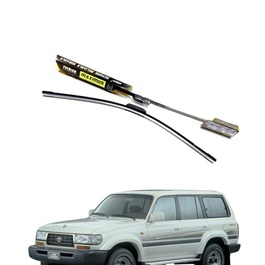 Toyota Land Cruiser Maximus Premium Silicone Wiper Blades - Model 1990-1998-SehgalMotors.Pk