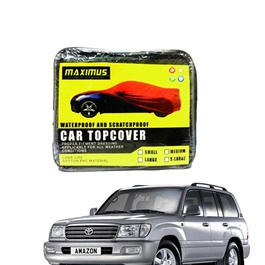 Toyota Land Cruiser Maximus Non Woven Car Top Cover - Model 1998-2007-SehgalMotors.Pk