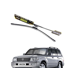 Toyota Land Cruiser Maximus Premium Silicone Wiper Blades - Model 1998-2007-SehgalMotors.Pk