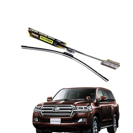 Toyota Land Cruiser Maximus Premium Silicone Wiper Blades - Model 2015 - 2017-SehgalMotors.Pk