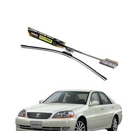 Toyota Mark II Maximus Premium Silicone Wiper Blades - Model 2000-2004-SehgalMotors.Pk