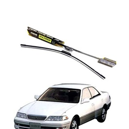Toyota Mark II Maximus Premium Silicone Wiper Blades - Model 1996-2000-SehgalMotors.Pk