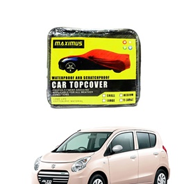 Suzuki Alto Eco Maximus Non Woven Scratchproof Waterproof Top Cover - Model 2011-2014	-SehgalMotors.Pk
