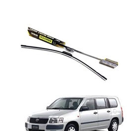 Toyota Succeed TX Maximus Premium Silicone Wiper Blades - Model 2002-2012-SehgalMotors.Pk