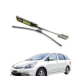 Toyota Wish Maximus Premium Silicone Wiper Blades - Model 2003-2009-SehgalMotors.Pk