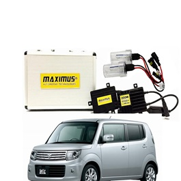 Suzuki MR Wagon Maximus 200W HID 6000 Lumens- Model 2012-2021	-SehgalMotors.Pk