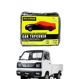 Suzuki Ravi Maximus Non Woven Scratchproof Waterproof Top Cover - Model 1995-2019	-SehgalMotors.Pk