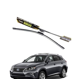 Lexus RX Series Class Maximus Premium Silicone Wiper Blades - Model 2003 - 2017