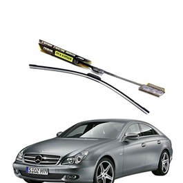 Mercedes Benz CLS Class Maximus Premium Silicone Wiper Blades - Model 2005 - 2010-SehgalMotors.Pk