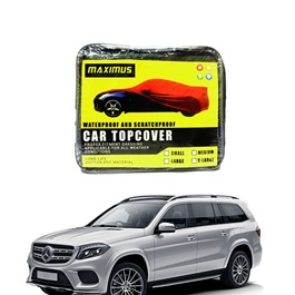 Mercedes-Benz GLS-Class Maximus Non Woven Scratchproof Waterproof Top Cover - Model 2016 - 2018	-SehgalMotors.Pk
