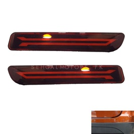 Suzuki Ciaz Brake Bumper Lamp Arrow Style - Model 2017-2020-SehgalMotors.Pk