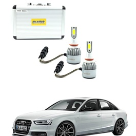 Audi A4 Maximus LED HID Extreme Vision - Model 2008-2016-SehgalMotors.Pk