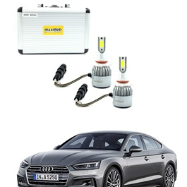 Audi A5 Maximus LED HID Extreme Vision - Model 2017-2019-SehgalMotors.Pk